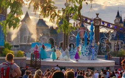 Disney Paris vs. Everywhere Else in the World